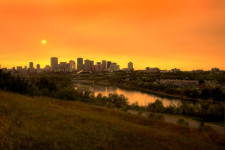 August Skyline