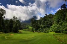 Borneo 1st hole