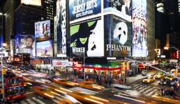 Broadway Street NY
