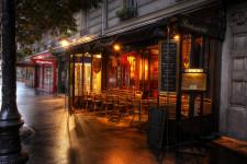 Cafe Le Parvis