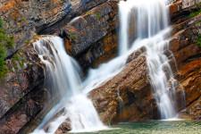 Cameron Falls Visit