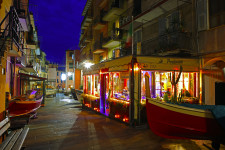 Dining In Manarola