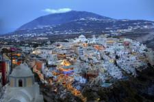 Early Light Santorini