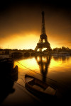 Eiffel in tow