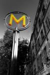 Metro Montparnesse