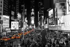 Peak Hour Times Square