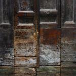 behind closed door